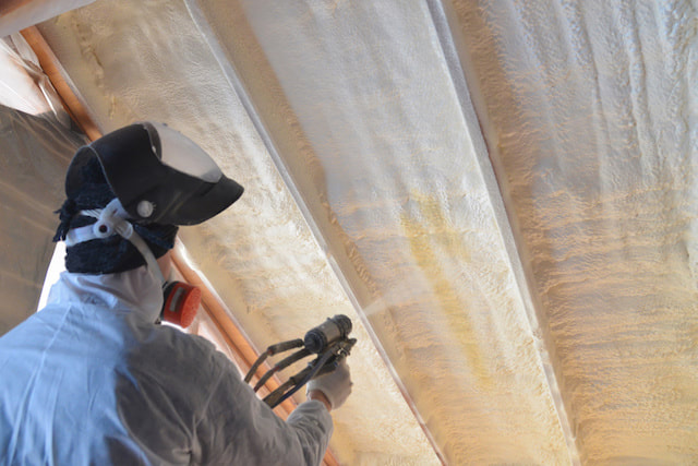 spray insulation salem, oregon