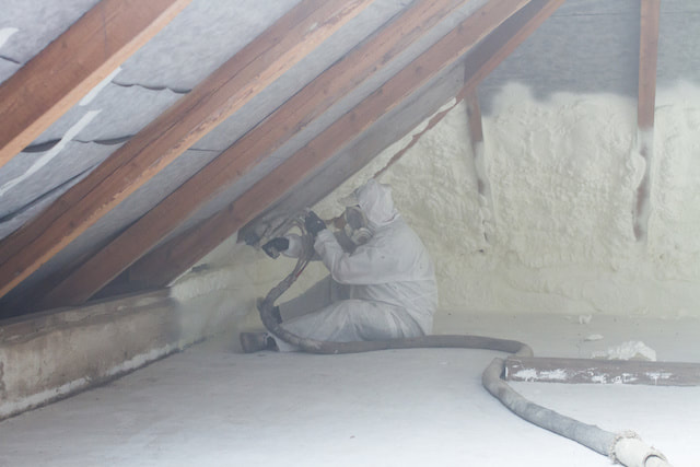 spray foam insulation cost